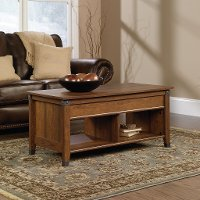 Cherry Lift Top Coffee Table - Carson Forge