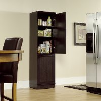Oak Storage Cabinet - Home Plus