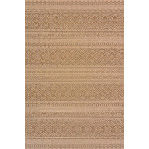 ... 5 X 8 Medium Brown Indoor/Outdoor Area Rug   Solarium