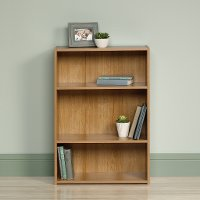 Oak 3-Shelf Bookcase - Beginnings