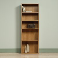 Oak 5-Shelf Bookcase - Beginnings
