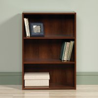 Cherry 3-Shelf Bookcase - Beginnings