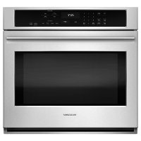 ZET9050SHSS Monogram 30 Inch Smart Convection Single Wall Oven - 5.0 cu. ft. Stainless Steel