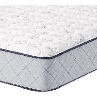 Twin Mattress - Serta Crownridge Plush
