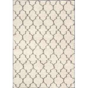 ... 8 X 11 Large Cream Area Rug   Amore
