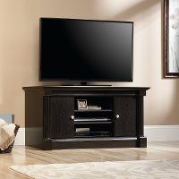 Black Oak TV Stand - Padillia