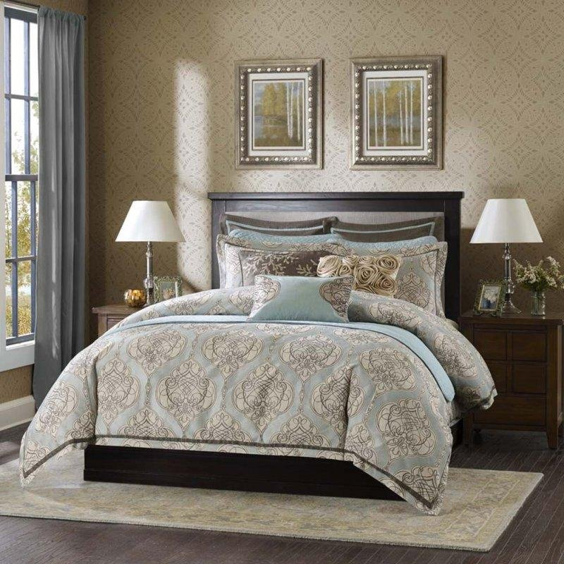 Hampton Hill Westminster Queen Bedding Collection