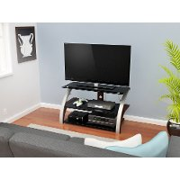 40 Inch Cherry TV Stand - Elecktra