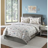 Kiddy Hawk Twin 3 Piece Bedding Collection