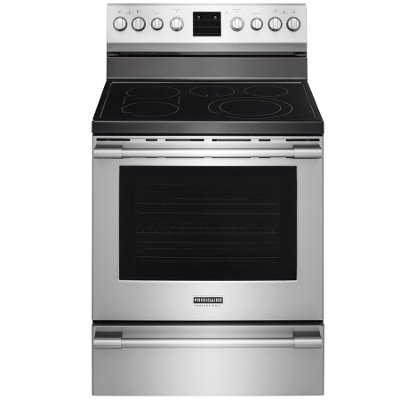 FPEF3077QF Frigidaire Electric Range - 6.1 cu. ft. Stainless Steel