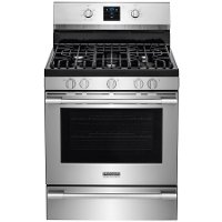 FPGF3077QF Frigidiare Gas Range - 5.6 cu. ft. Stainless Steel