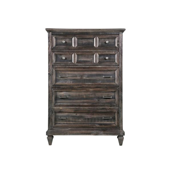 Classic White Storage Bed   KentwoodStarting At109999 Calistoga Charcoal  Chest Of Drawers