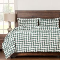 Heeler Blue Queen Bedding Collection