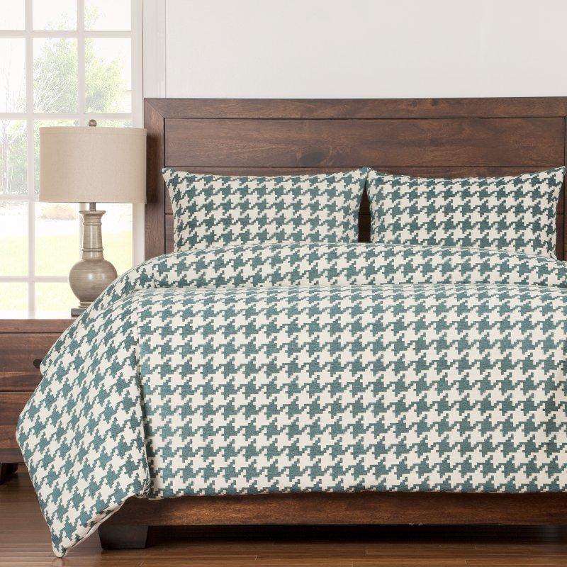 Heeler Blue Queen Bedding Collection