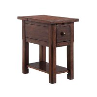 Stein World Rustic Lodge Chair Side Table