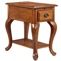Golden Honey End Table - Shenandoah