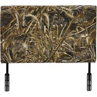 Camouflage Upholstered Twin Headboard - Real Tree
