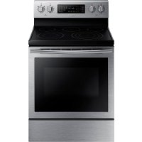 NE59J7630SS Samsung Electric Range - 5.9 cu. ft. Stainless Steel