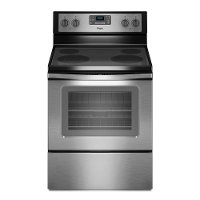 WFE515S0ES Whirlpool Electric 5.3 cu. ft. Electric Range - Stainless Steel