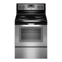 WFC310S0ES Whirlpool  Electric Range - 4.8 cu. ft. Stainless Steel