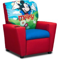 Disney's Mickey Mouse Clubhouse Kid's Recliner