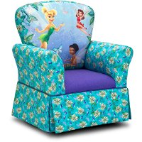 Disney Skirted Rocker without Ottoman - Fairies