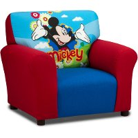 Disney Mickey Mouse Club Chair without Ottoman
