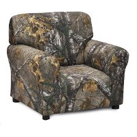 Woodsy Camouflage Xtra Club Chair - Real Tree