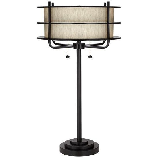 Ovation Bronze Table Lamp