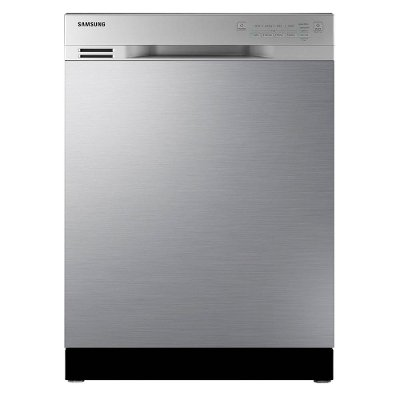 DW80J3020US Samsung Front Control Dishwasher - Stainless Steel
