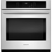 ZEK7000SHSS Monogram 27 Inch Smart Single Wall Oven - 4.3 cu. ft. Stainless Steel