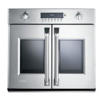 ZET1FHSS Monogram 30 Inch French-Door Smart Single Wall Oven - 5.0 cu. ft. Stainless Steel