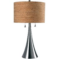 Bulletin Steel Table Lamp