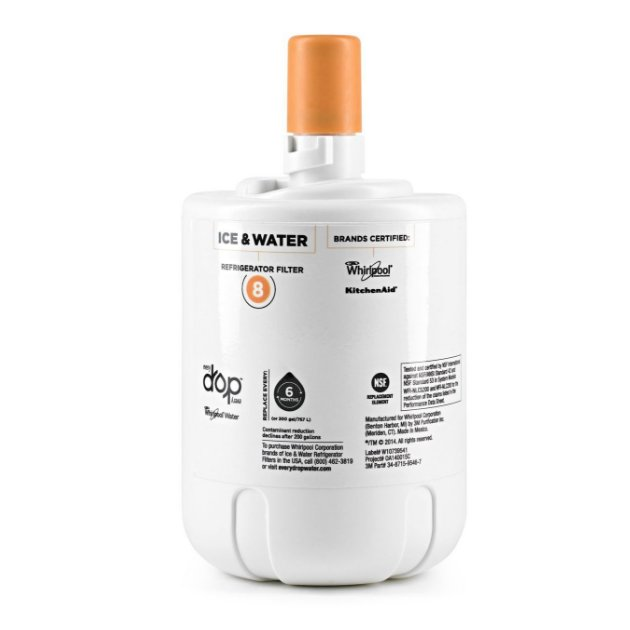 Whirlpool Everydrop Refrigerator Water and Ice Filter