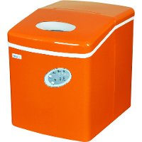 AI-100VO Orange AI-100VO Portable Ice Maker
