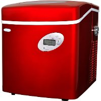 AI-215R Red AI-215R Portable Ice Maker