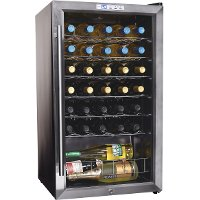 AWC-330E NewAir 33 Bottle Compressor Wine Cooler