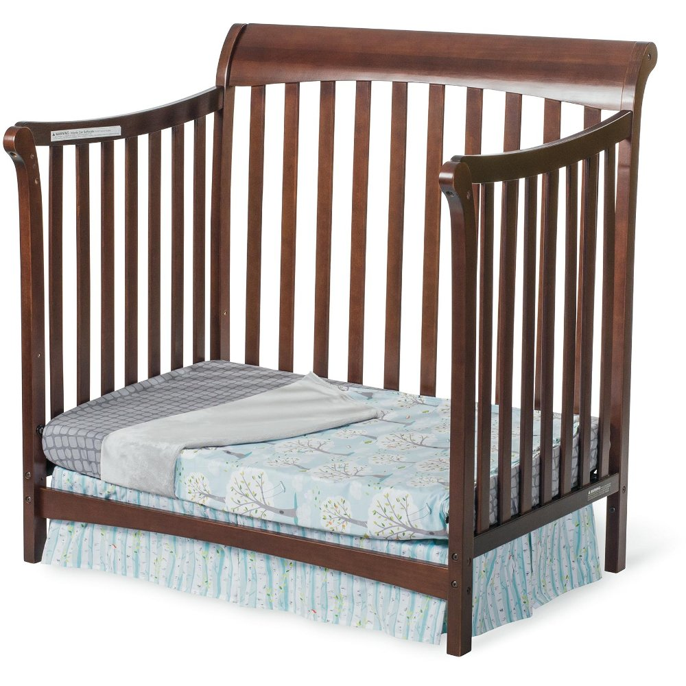 on dream garden crib home toddler guard rail free me universal product convertible