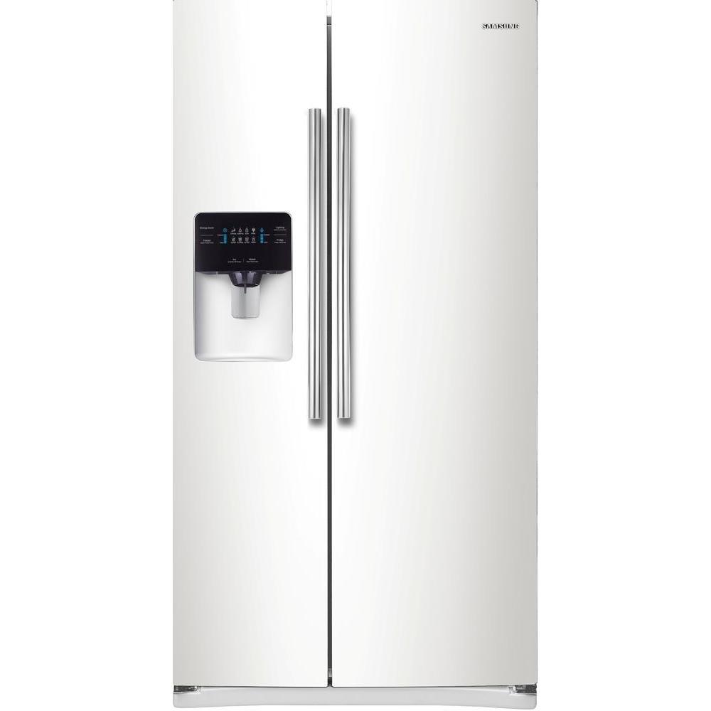 Samsung White 4 Piece Kitchen Appliance Package Rc