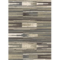 8 x 11 Large Gray Area Rug - New Casa
