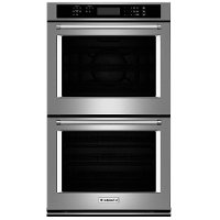 KODE307ESS KitchenAid 27 Inch Double Wall Oven - 8.6 cu. ft. Stainless Steel