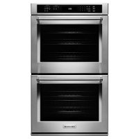 KODE300ESS KitchenAid 30 Inch Double Wall Oven - 10 cu. ft. Stainless Steel