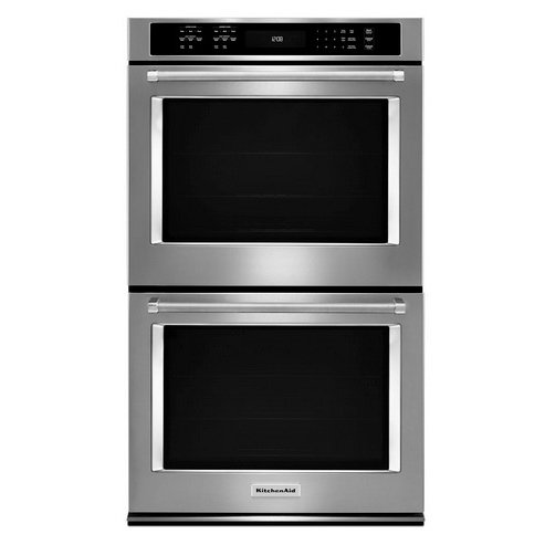 KODE500ESS KitchenAid 30 Inch Stainless Steel Double Wall Oven