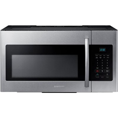 ME16H702SES Samsung Over the Range Microwave with Eco Mode - 1.6 cu. ft. Stainless Steel