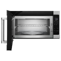 Kitchenaid Over The Range Microwave 2 Cu Ft Stainless Steel Rc
