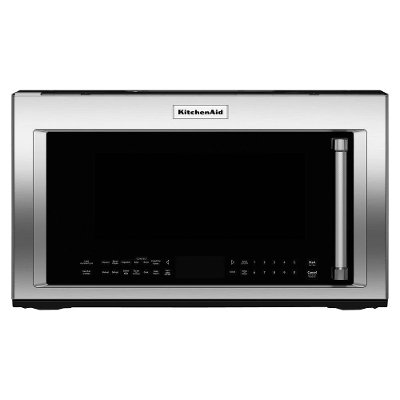 KMHC319ESS KitchenAid Over the Range Microwave - 1.9 cu. ft. Stainless Steel