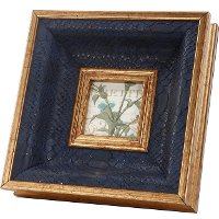 8 Inch Blue Picture Frame