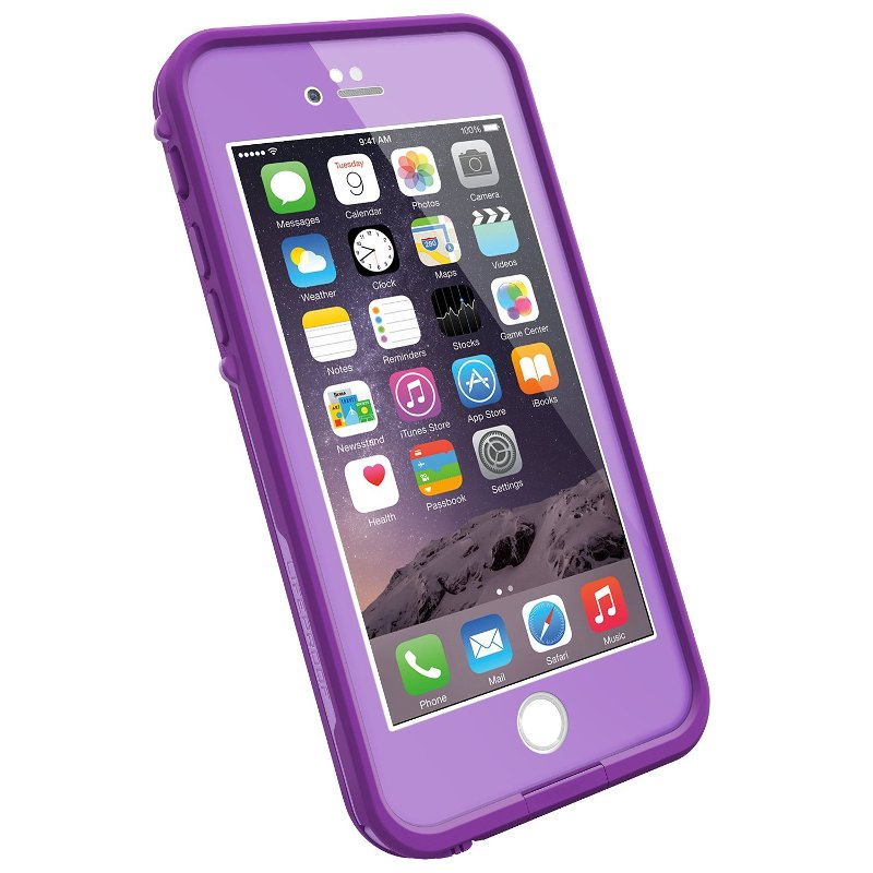 lifeproof for iphone 6 lifeproof fre series iphone 6 pumped purple 15623