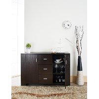 ID-11424 Cappuccino Dining Buffet - Emile