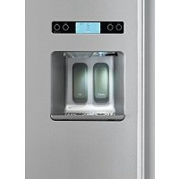 ... KBSD602ESS KitchenAid Side By Side Built In Refrigerator   42 Inch  Stainless Steel